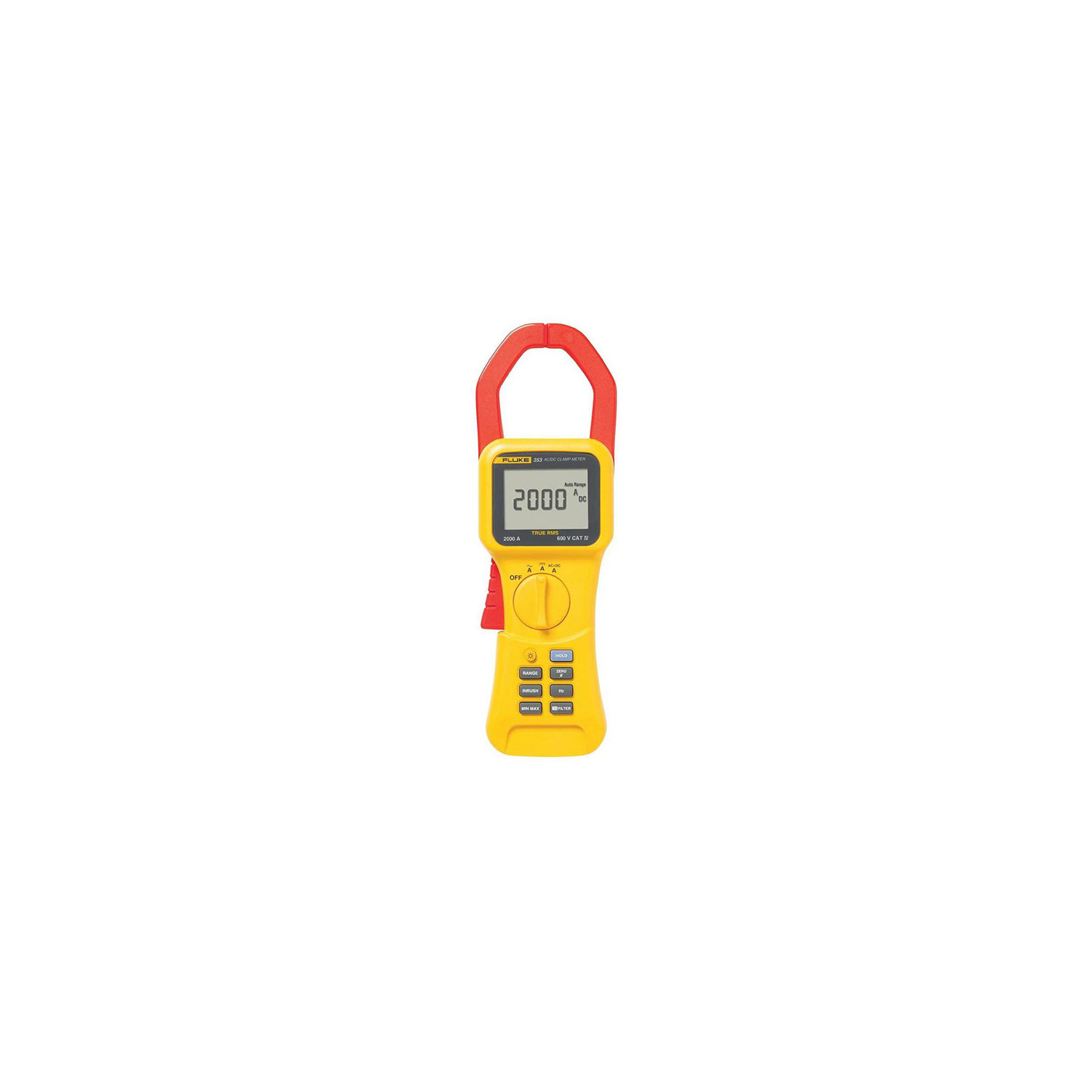 FLUKE 353 - True RMS Clamp Meter (2000A)