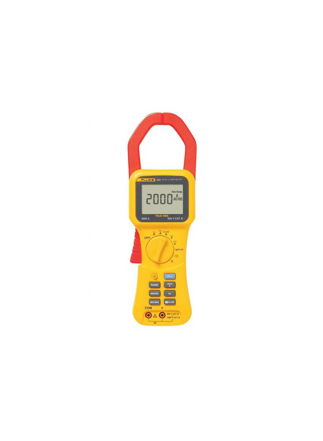 FLUKE 355 - True RMS Clamp Meter