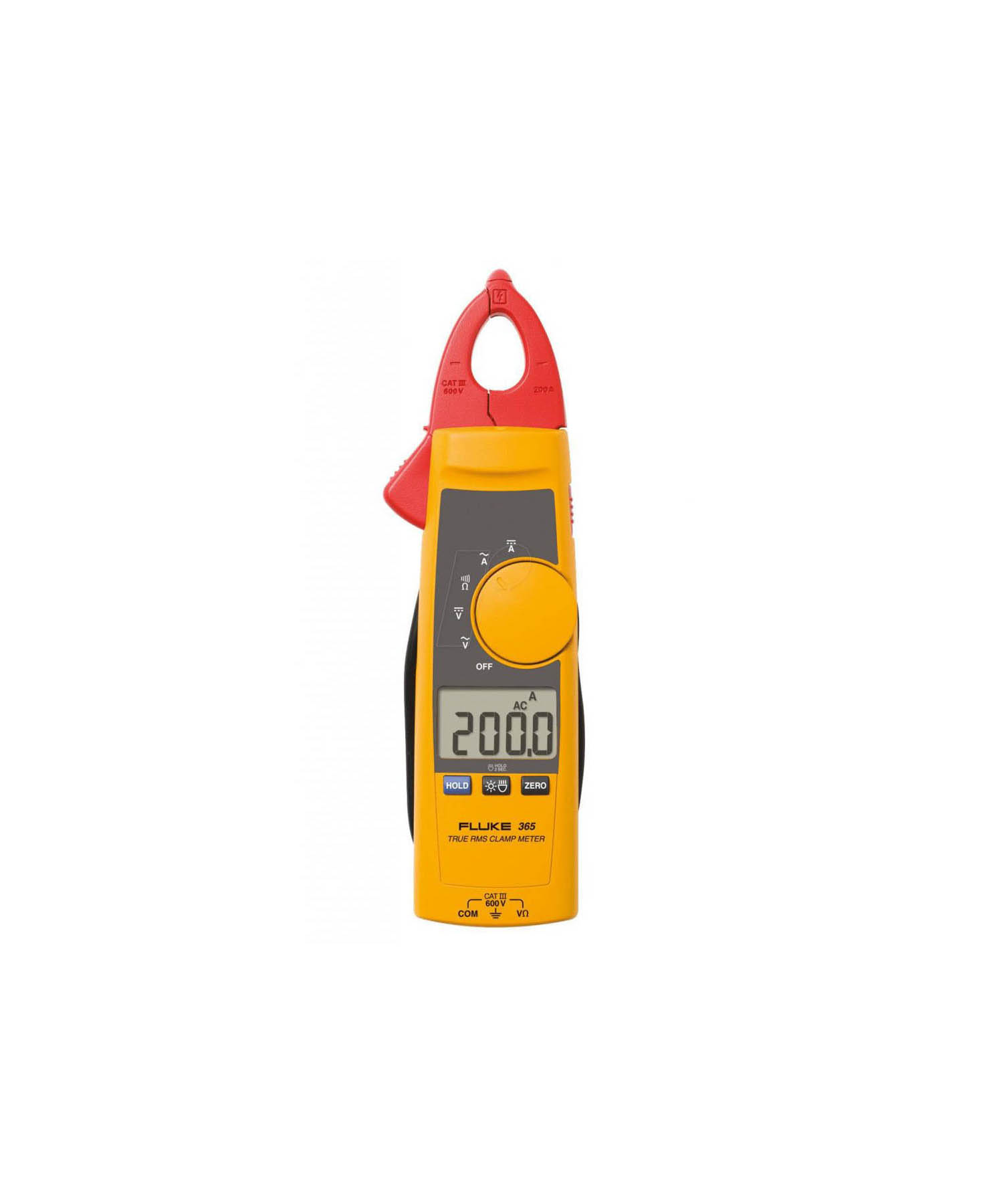 Fluke Detachable Jaw True RMS AC/DC Clamp Meter in Dubai, UAE - 365 from AABTools