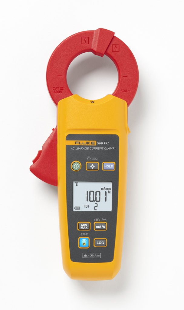 FLUKE 368FC - Leakage Current Clamp Meter 40MM Jaw – 60A / FC