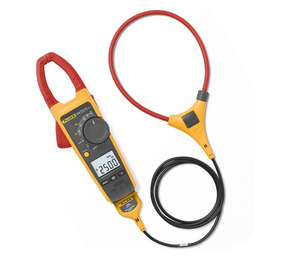 FLUKE 376FC - True RMS AC/DC Clamp Meter with iFlex
