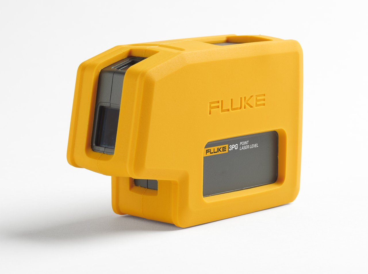 FLUKE 3PG - 3 Point Laser Level – Green – =30M / 98FT