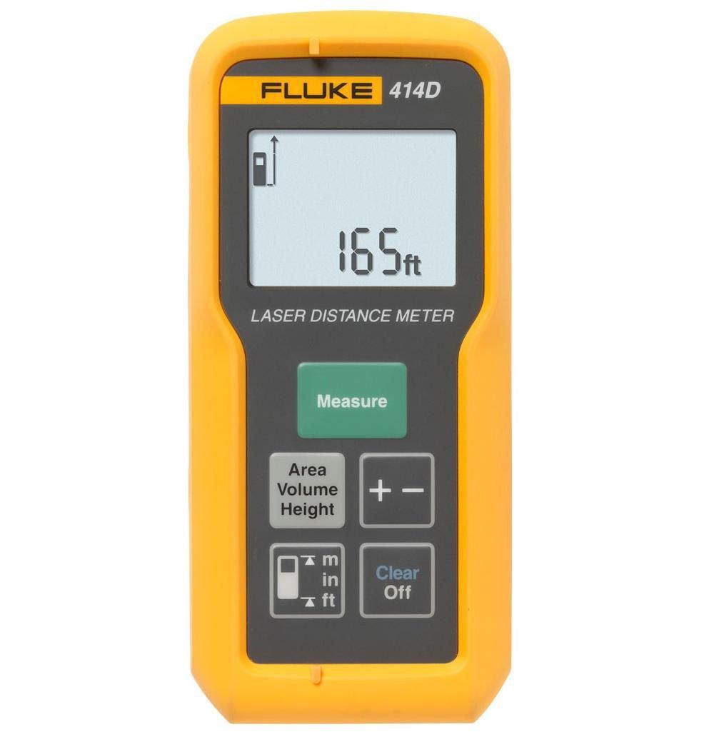 FLUKE 414D - Laser Distance Meter – 50m / 165ft