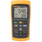FLUKE 54 II B-50Hz - Dual Input Digital Thermometer with USB Recording