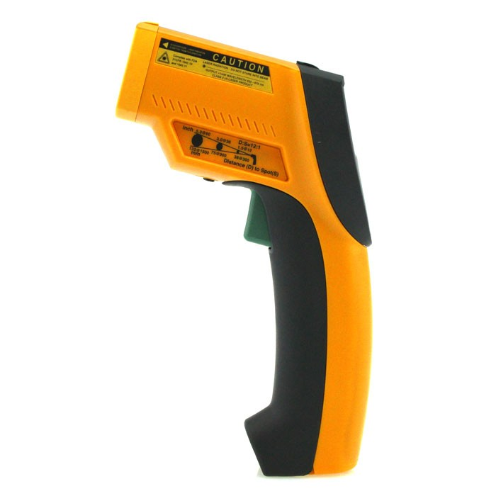 FLUKE 63 - Handheld Infrared Thermometer DS-12:1
