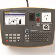 FLUKE 6500-2 Uk - Portable Appliance Tester