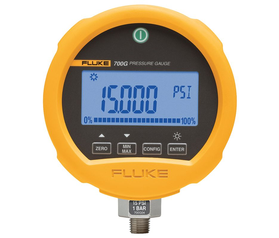 FLUKE 700RG05 - Pressure Gauge; Reference; +2 bar