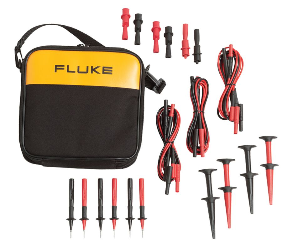 FLUKE 700TLK - Process Test Lead Kit; For 753/754 Multi-Function Process Calibrator