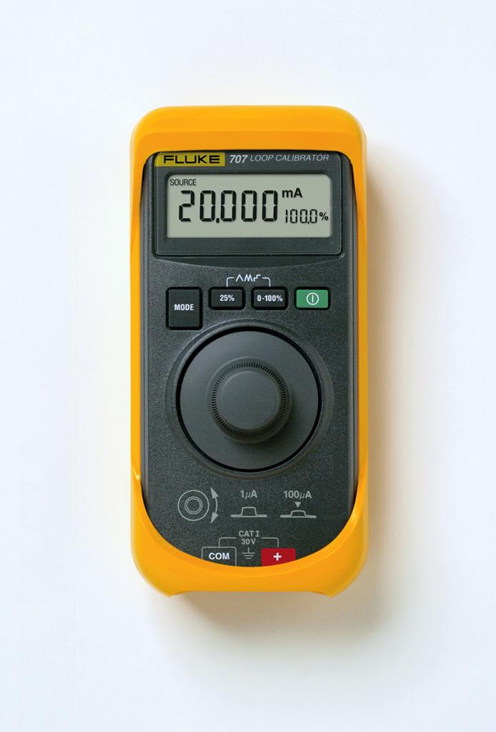 FLUKE_707_Loop Calibrator