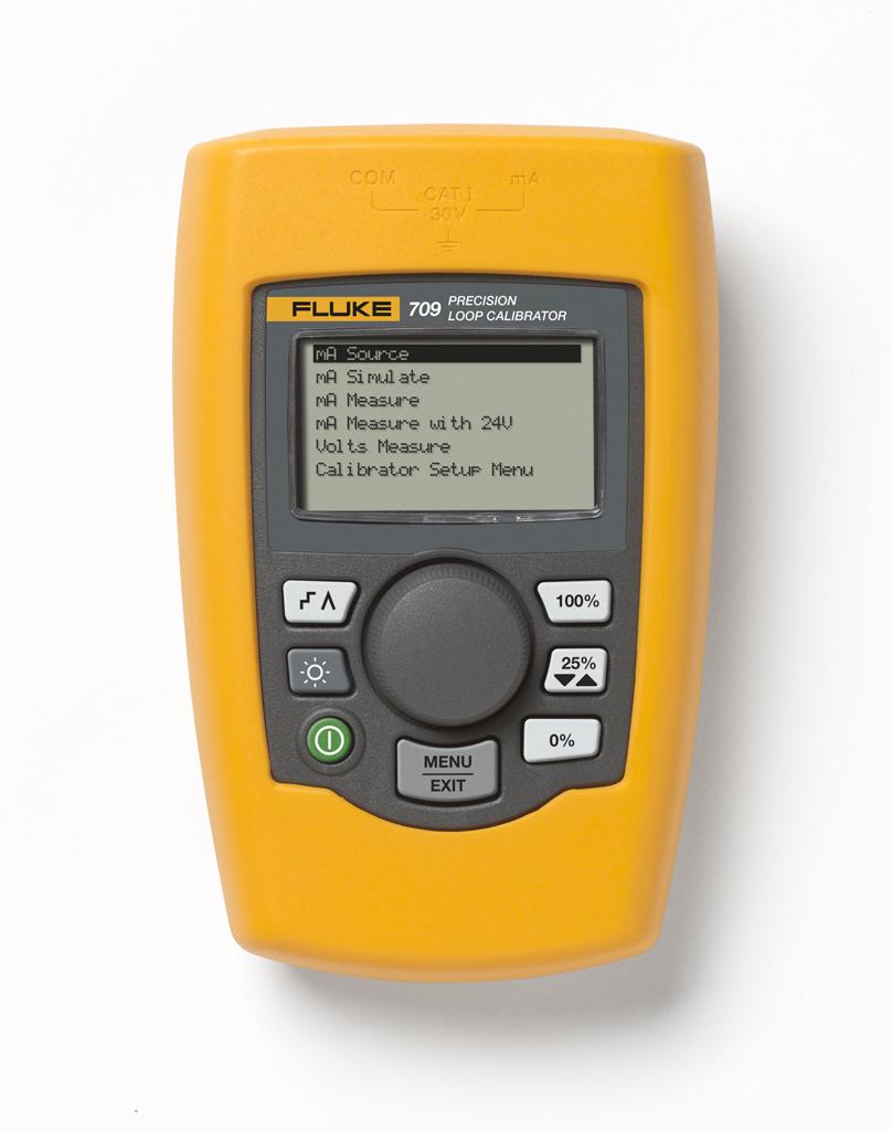 FLUKE 709 - Precision Loop Calibrator 10 to 95% non-condensing