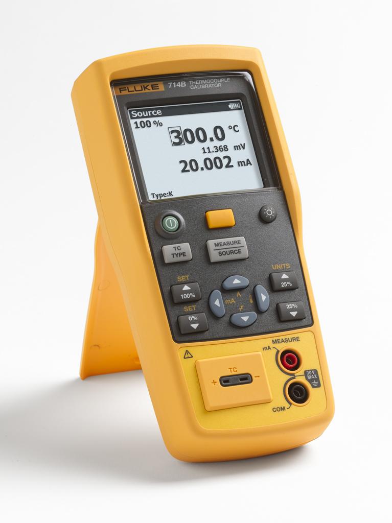 FLUKE 714B AR - TC Temperature Calibrator