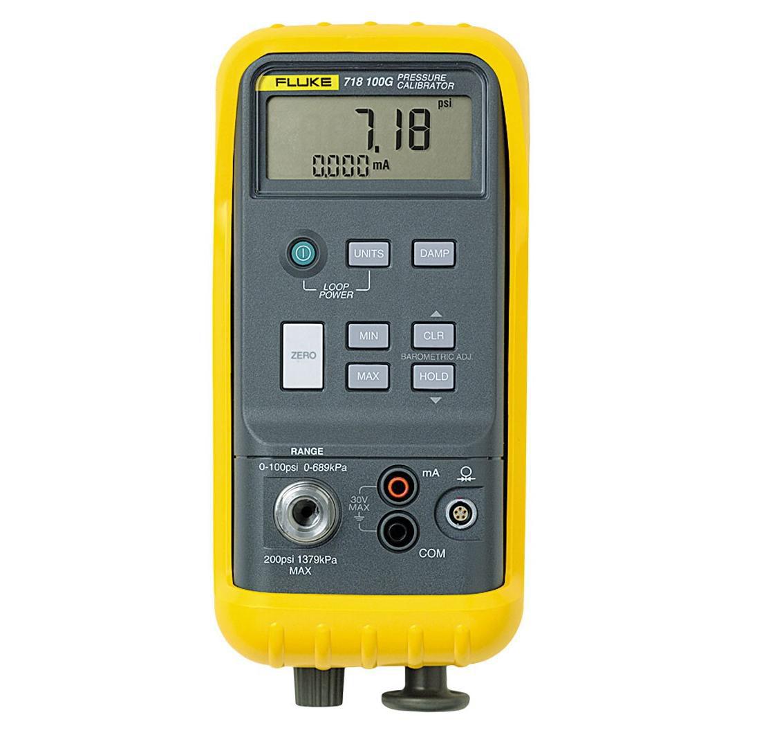 FLUKE 718 100G - Pressure Calbrator (7 bar)