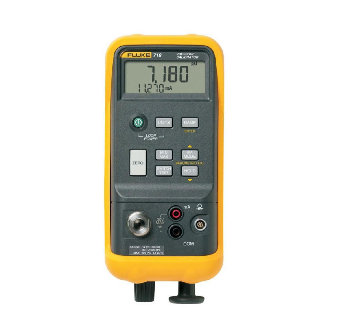 FLUKE 718 1G - Pressure Calibrator (68.9 mbar)