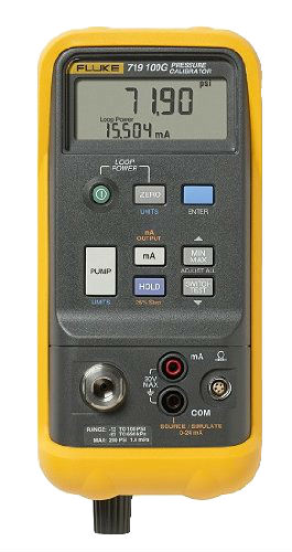 FLUKE 719 100G - Electric Pressure Calibrator (7 bar)