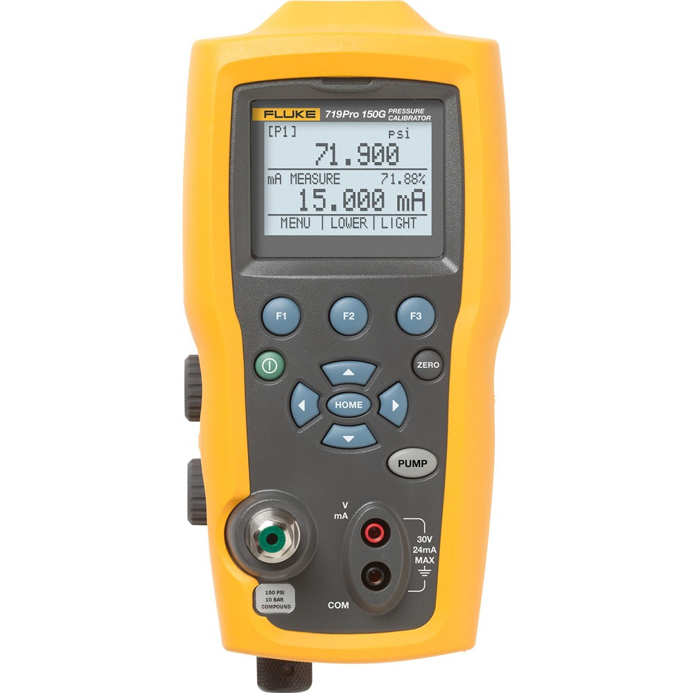 FLUKE 719PRO 150G - Electric Pressure Calibrator; 10 bar