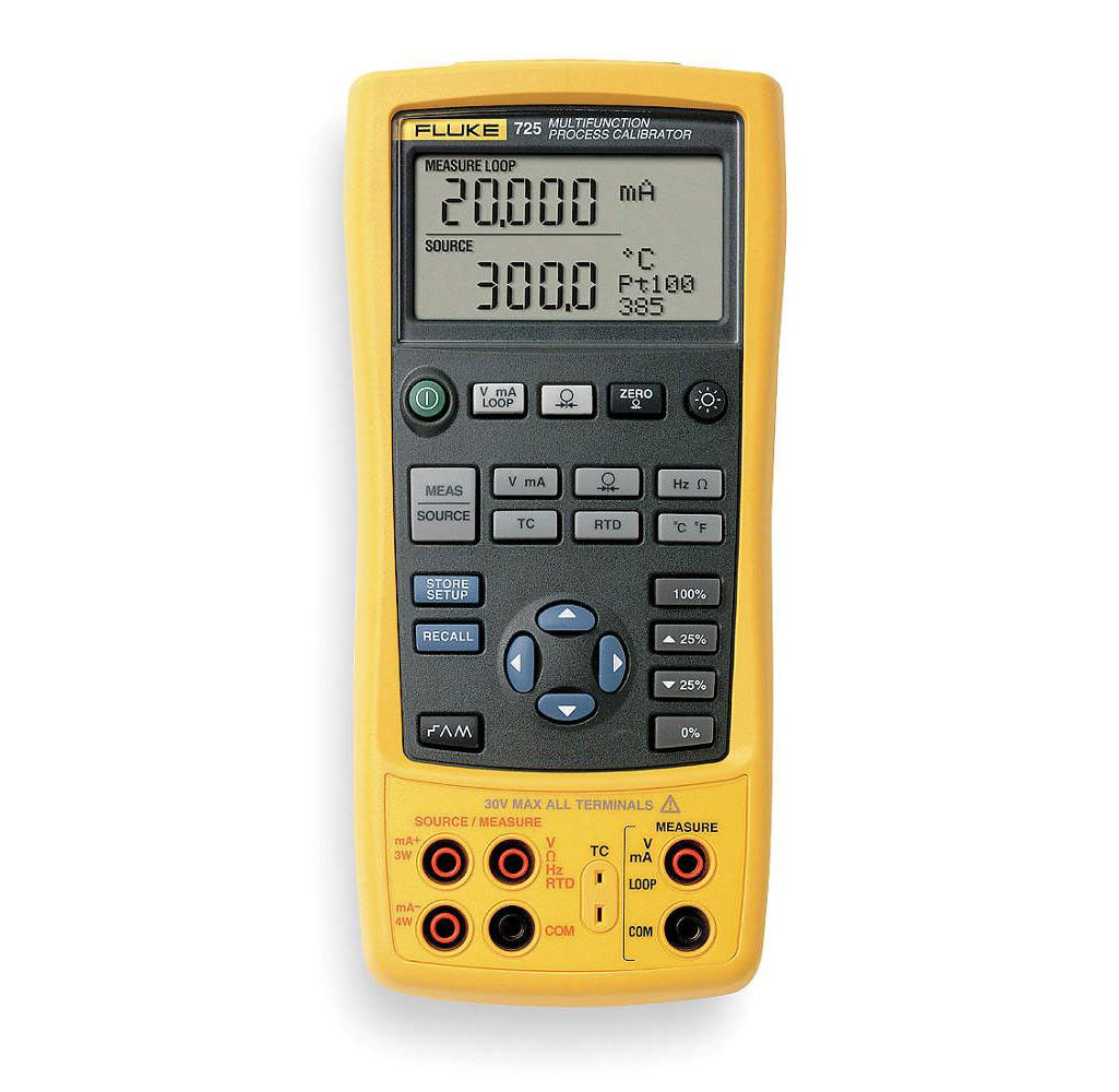 FLUKE 725 - Multifunction Process Calibrator