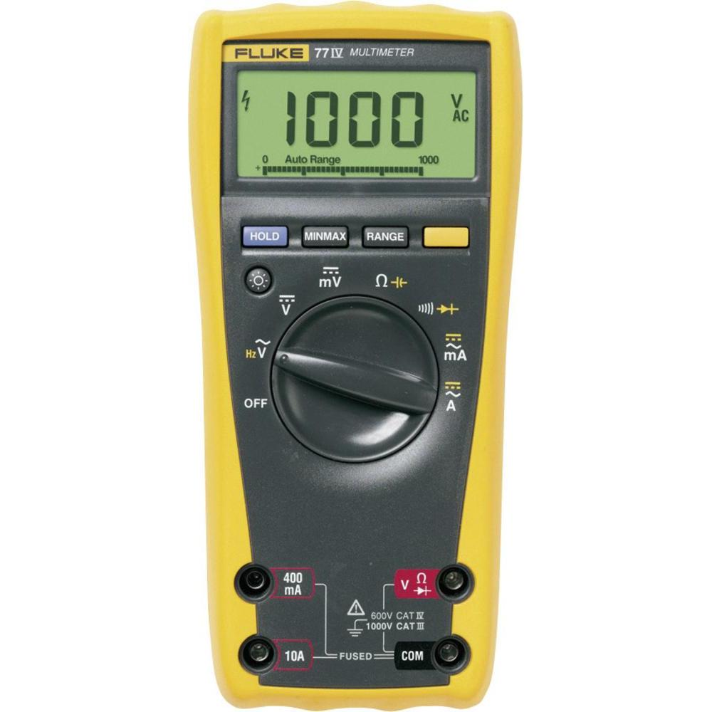 FLUKE 77-4-EUR - Digital Multimeter 1000V – 6000Count