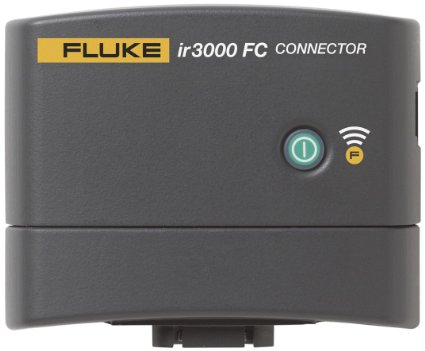 FLUKE 789-IR3000FC - Process Meter and FC connector