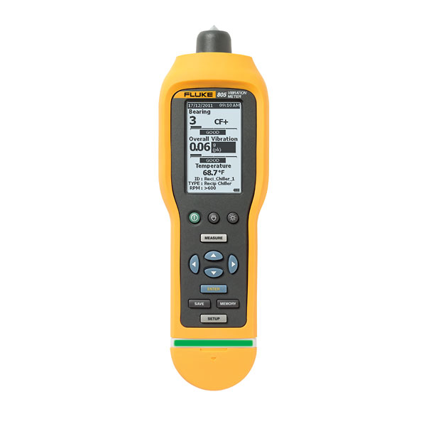 FLUKE 805 FC - Vibration Meter with Fluke Connect