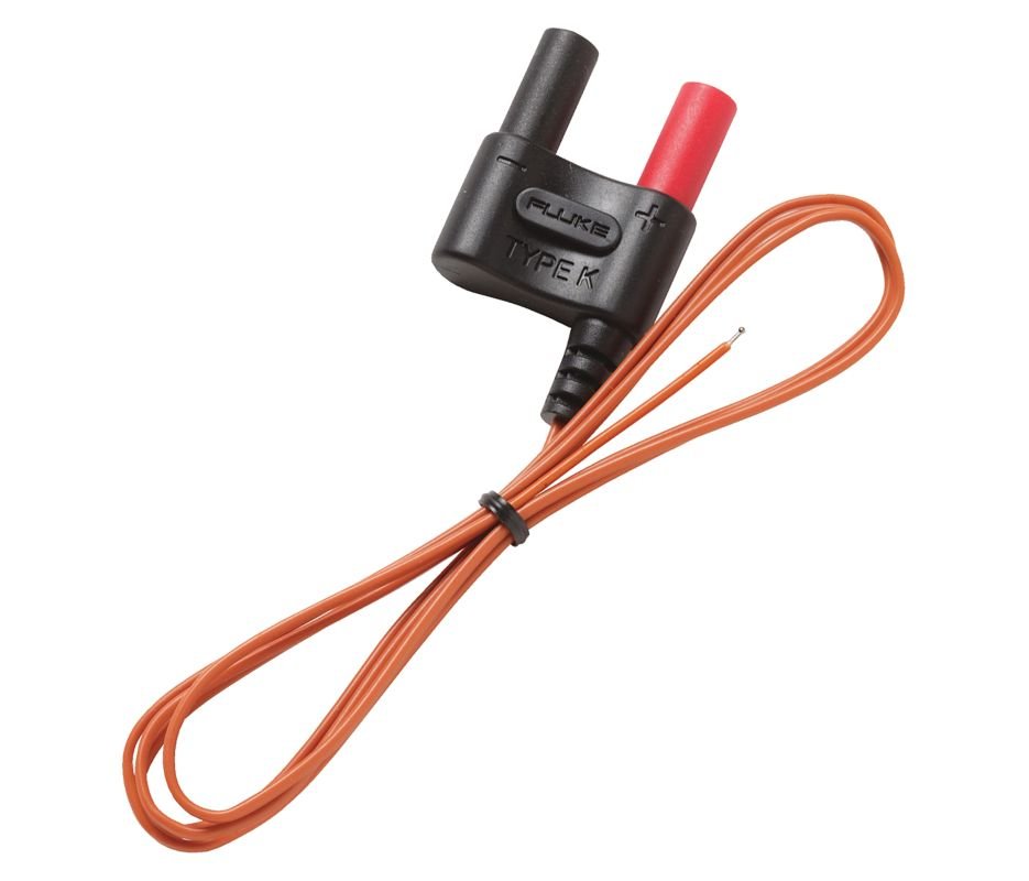 FLUKE 80BK-A - Integrated DMM Temperature Probe (Type K)