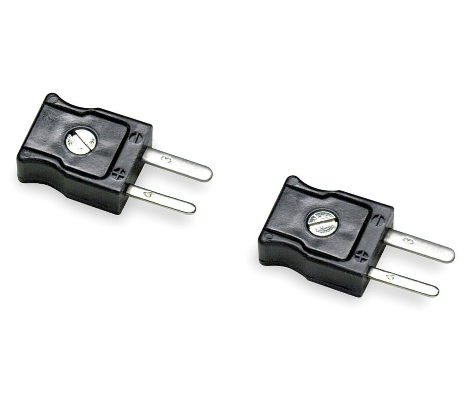 FLUKE 80CJ-M - Male Mini Connectors (Type J)