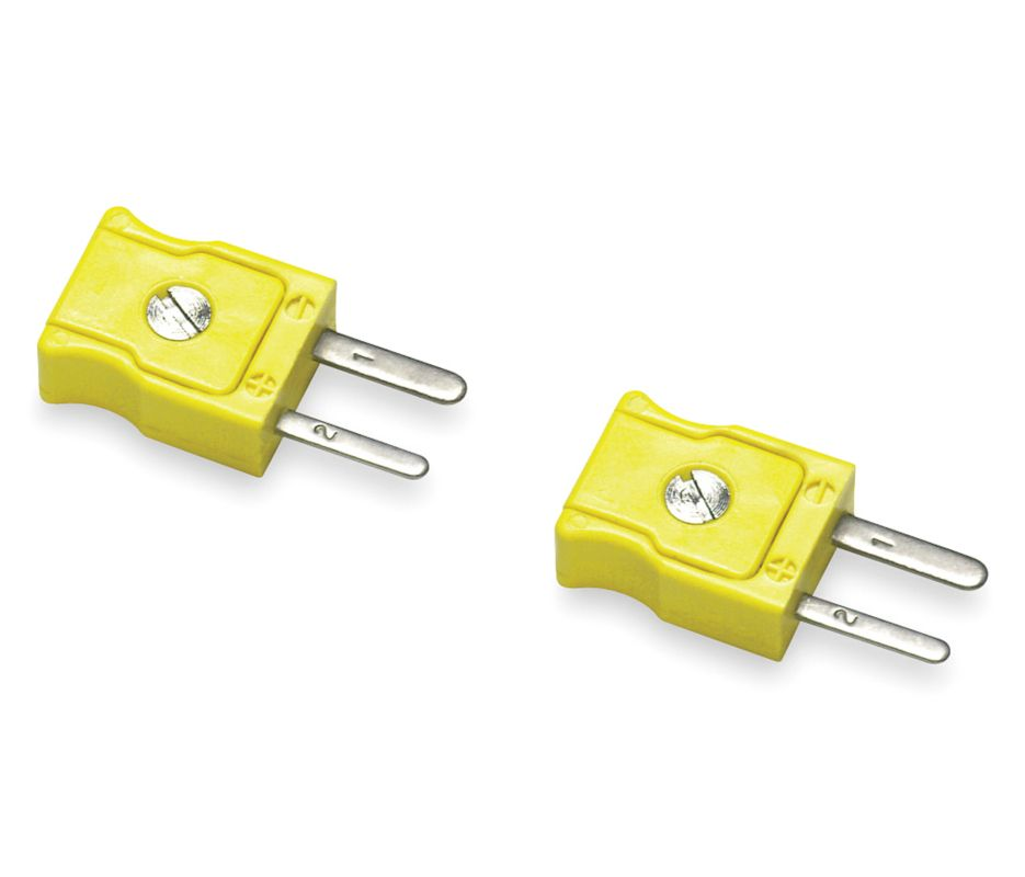 FLUKE 80CK-M - Male Mini Connectors (Type K)