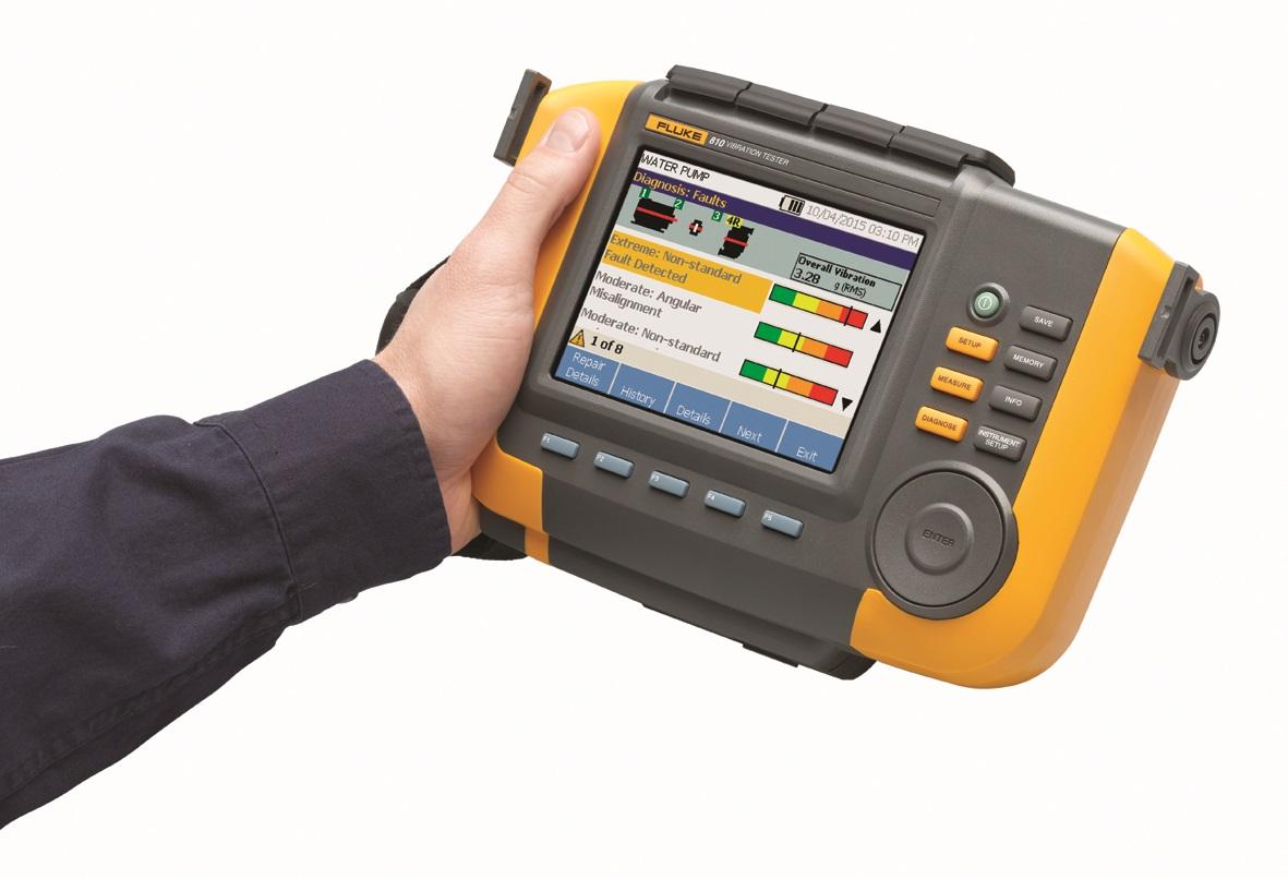 FLUKE 810 - Vibration Tester