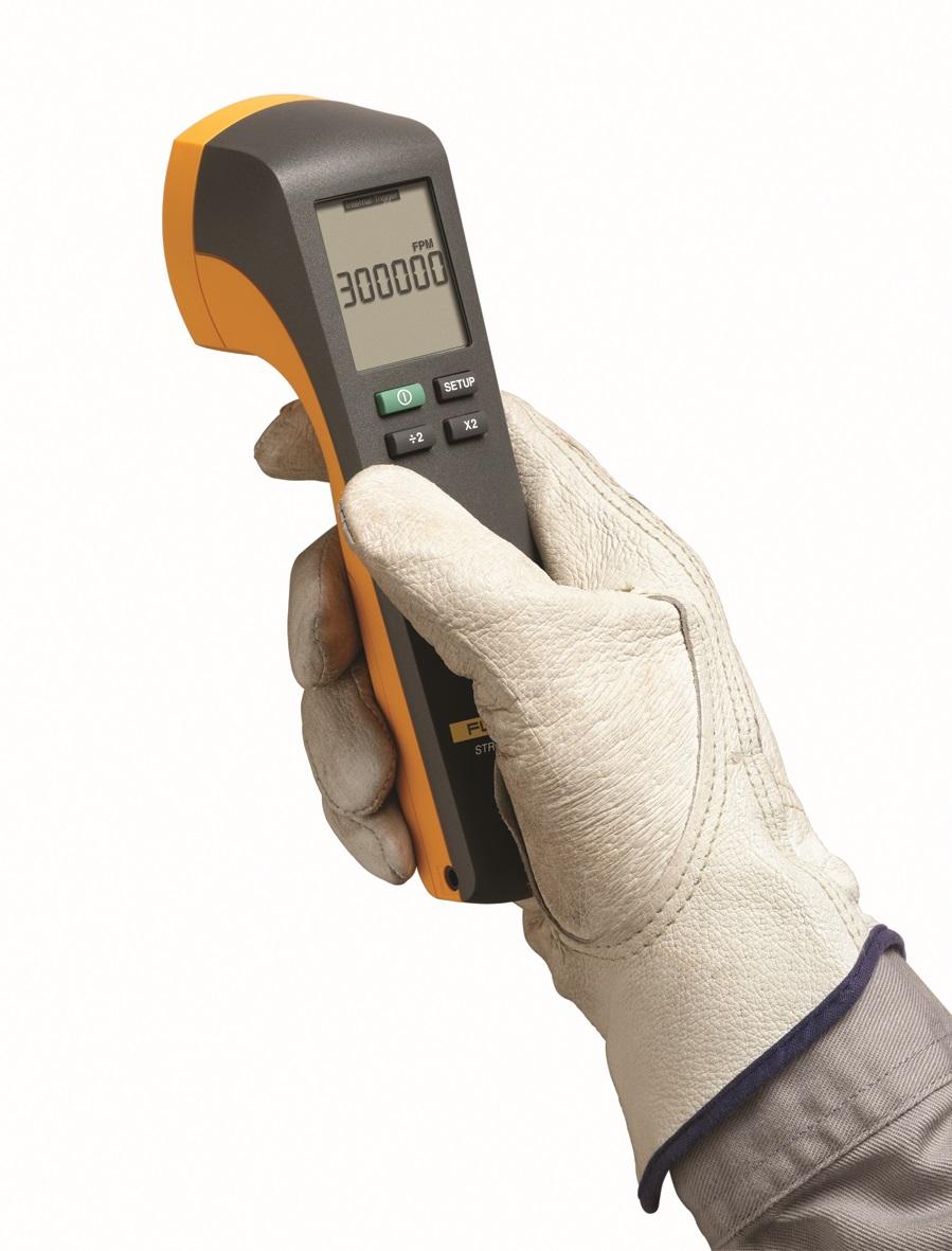 FLUKE 820-2 - LED Stroboscope