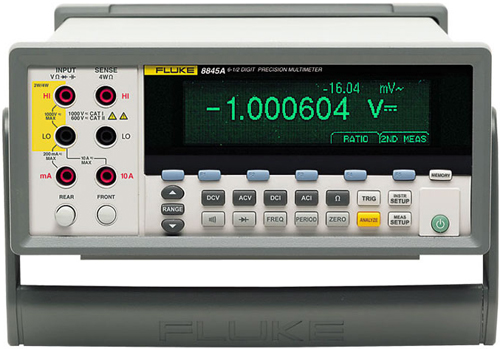FLUKE Digit Precision Multimeters in Dubai,UAE - 8845A from AABTools