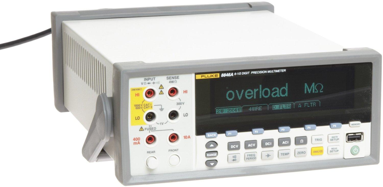 FLUKE 8846A 240V - 6.5 Digit Precision Mulitmeter