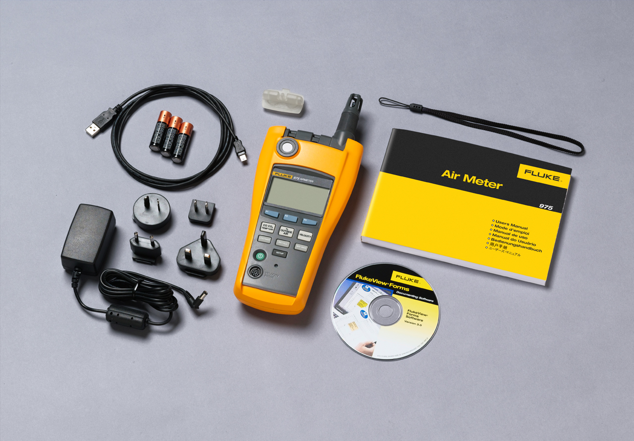 FLUKE 975 - AirMeter