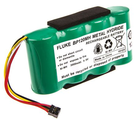 FLUKE BP120MH - NiMH Battery Pack (120 S/43B)