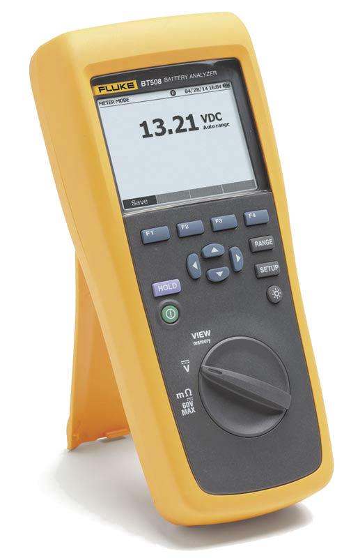 FLUKE BT508 - Battery Analyzer 7.7 x 5.6 cm (3 x 2.2 in)