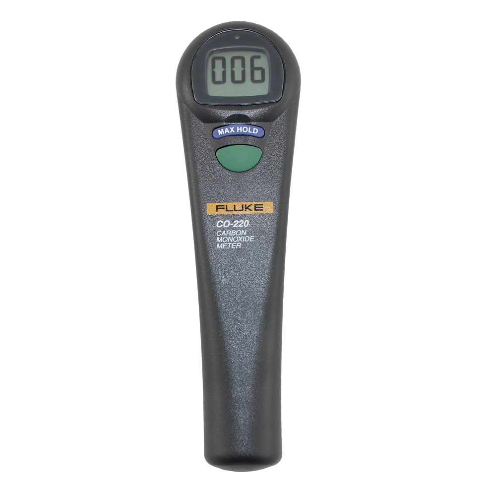 FLUKE CO-220 - Carbon Monoxide Meter