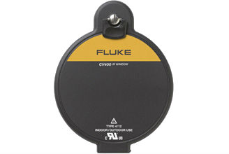 FLUKE CV400 - 95mm IR Windows; hand turn door latch