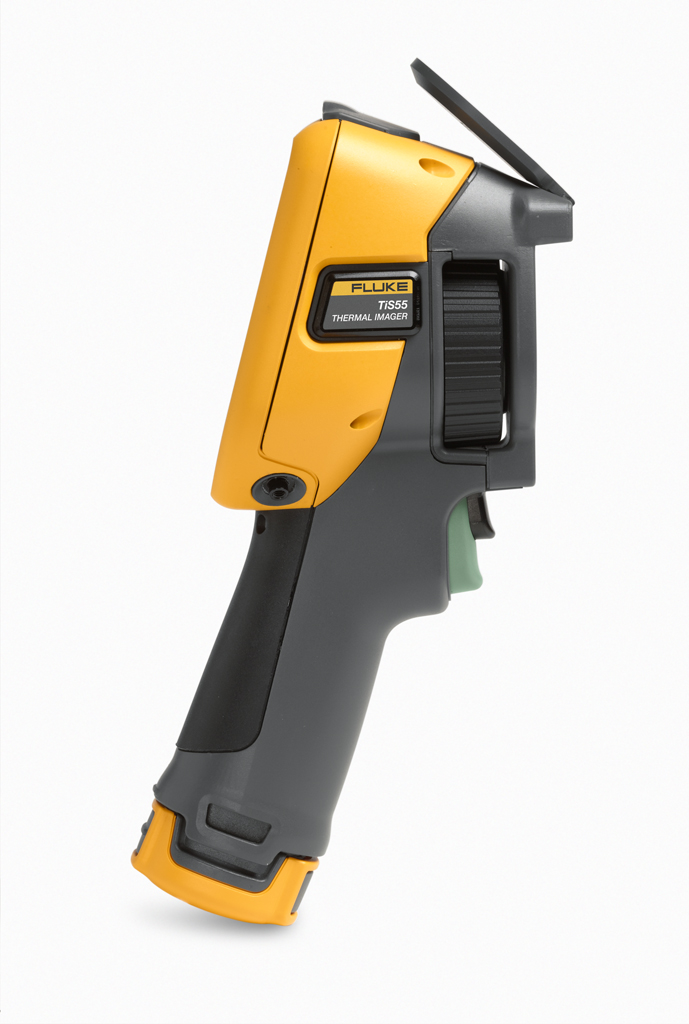 FLUKE TIS55 9Hz - Thermal Imager  – Manual Focus – 36,300 Pixels