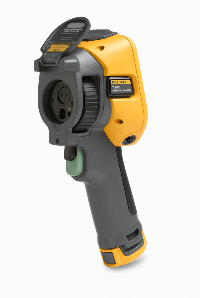 FLUKE TIS65 9Hz - Thermal Imager – Manual focus (50,700 Pixels)