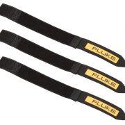 FLUKE LEADWRAP - Durable Nylon Hook and Loop Fastener; 3 pack