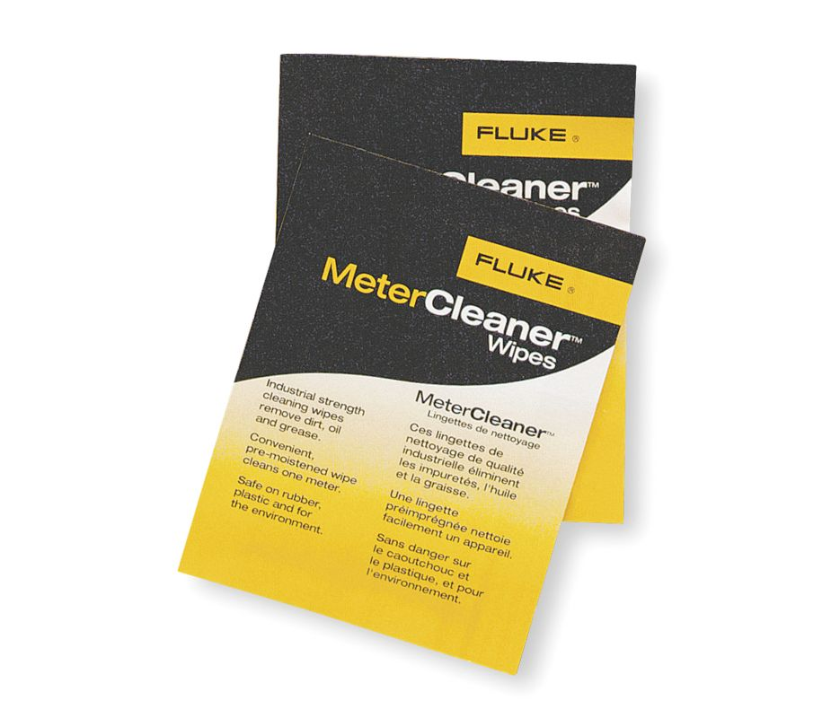 FLUKE MC6 - MeterCleaner Wipes; 6-pack
