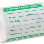 FLUKE PASS500S - Appliance Pass Labels (rectangular)