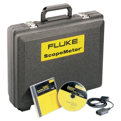 FLUKE SCC120E - FlukeView Software + USB Cable + Case (120S) – English