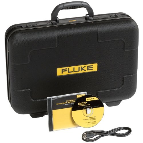 FLUKE SCC290 - Software and Carrying Case for 190 S II