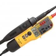 FLUKE T130 - Voltage/continuity tester with LCD; switchable load