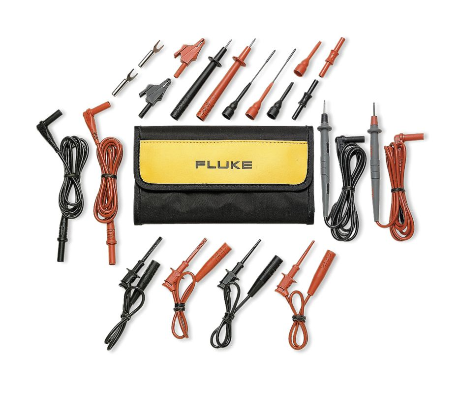 FLUKE TL81A - Deluxe Electronic Test Lead Kit