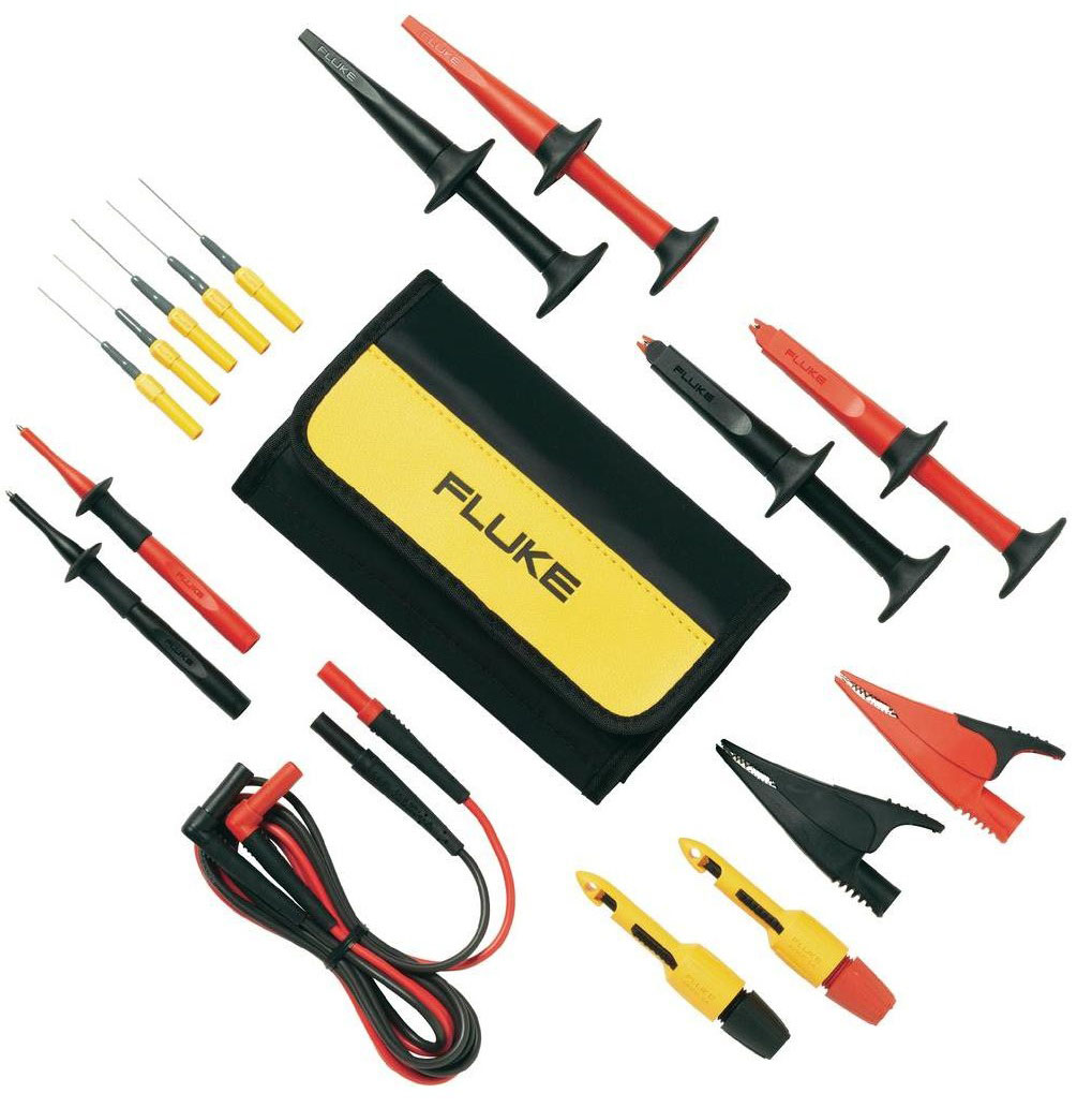 FLUKE TLK-282-1 - DeLuxe Automotive Test Lead Kit