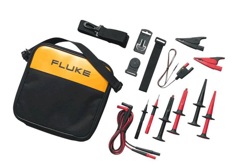 FLUKE TLK289 - Industrial Master Test Lead Kit