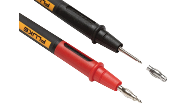 FLUKE TP175E - TwistGuard Test Probes; 2mm probe tips w/4mm adapters