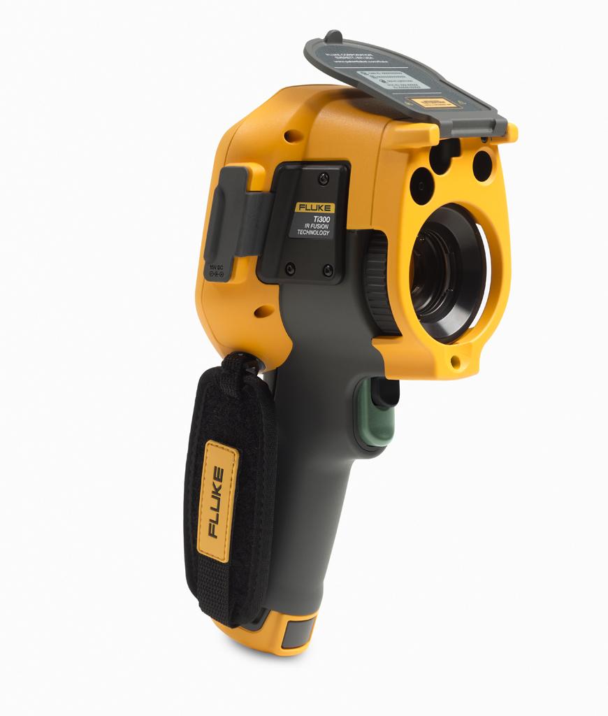 FLUKE Ti300 9Hz - Thermal Imager; 9Hz / 1.75 mRad / 240 X 180 pixels