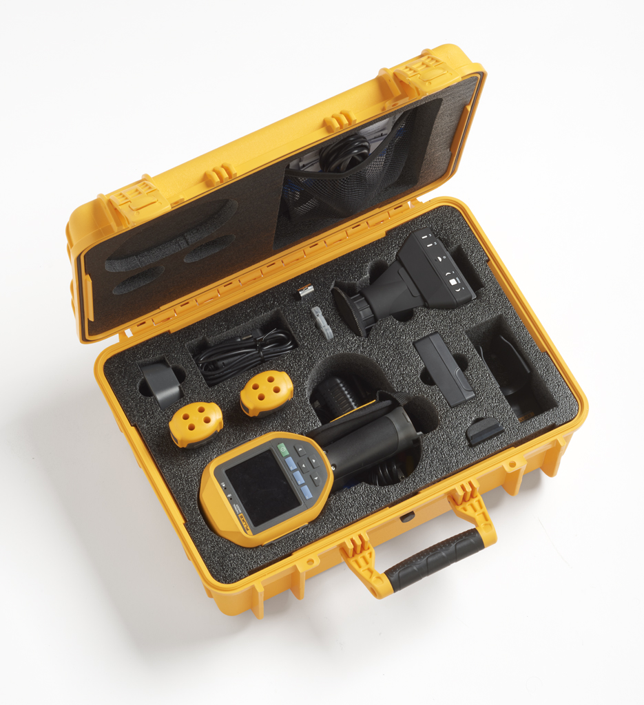 FLUKE TI450 SF6 60Hz - Thermal Imager; 60Hz / Gas Leak Detector / 640 X 480 pixels