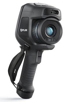 Flir_E95_Thermal_Imager_Back - Infrared Camera 464 x 348 Resolution